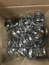 "10x Lot FULL Stainless Steel Worm Gear Clamp Size:3 inch to 3.5 inch  3"" to 3.5"""