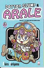 DOTTOR SLUMP & ARALE n° 3 - Mitico 106 - ed. Star Comics