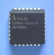 PALCE20V8H-10JC/4  EE CMOS 24-Pin Universal Programmable Array Logic  LATTICE