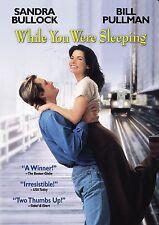 While You Were Sleeping  By Sandra Bullock &  Bill Pullman  (DVD)