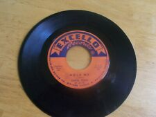 R&B Soul 45 - Carol Fran - Hold Me- One More Chance - Excello