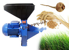 Cutter da foraggio radice da foraggio Chopper impianto di barbabietola da zucchero di mais Grano Cereali STELI d'erba