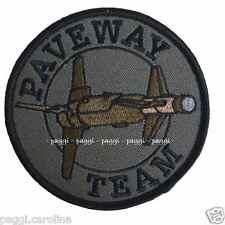 Patch A217 1° RMV Sala Armieri  Paveway Team Toppa patch con velcro
