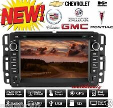 "7"" 2 Din Car DVD Player for 2007-2013 GMC With Bluetooth iPod,Canbus"