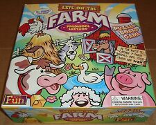 Life on the Farm Preschool Edition Game We R Fun Inc