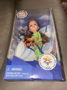 2002 Skier Lorena Kelly Club Doll NIP Mattel