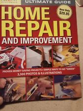 Ultimate Guide: Home Repair & Improvement [Home Improvement]  Editors of Creativ