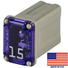 Cooper Bussman FMM-15 Micro 15A Amp Female Time Delay JCASE Cartridge Fuse - USA