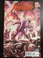 ALL-NEW WOLVERINE #35 (2018 MARVEL Comics) ~ VF/NM Comic Book