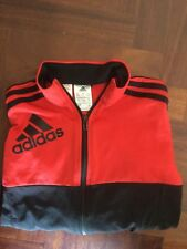 Maglia ADIDAS FELPA sweatshirt jacket chaqueta vest jacke giacca young 9/10 year