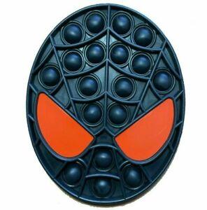 Spiderman Push Pop for it Bubble Fidget Toy Sensory Stress Relief Special Needs