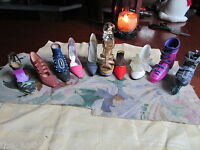 JUST THE RIGHT SHOE by Willitts/Raine,[#11] 10 collector mini shoes