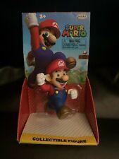 "New World Of Nintendo Mario 2.5"" Collectible Figure Jakks Pacific"