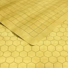 "Chessex Double Sided Mondomat Reversible Battle Mat 54x102 1"" Squares CHX 98246"