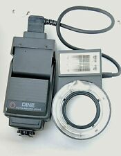 Lester Dine Nissin Auto Macro Ring flash for Pentax cameras