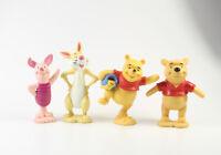 Winnie the Pooh Puuh === Walt Disney 4 x Figuren Mattel