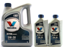 Valvoline 5W-30 SynPower XL III C3 Motoröl Vollsynthetisch NEU 6 Liter 4+1+1 L