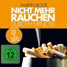 CD DVD Nicht Mehr Rauchen Durch hypnose the hypnose ratgeber CD & DVD set GERMAN