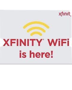 xfinity wifi HotsPot For 1 Year Use