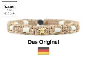 Zecken-Halsband Em Ceramic Paracord, Dog Collar Starfish Tick Protection Ibiza