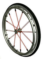Twin-Star  24 x 1 Rollstuhlräder Lager 12,7 mm (1 Paar )