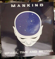 Dr Who Music LP Sealed Copy Mint Condition Mankind Space, Time and Beyond Vinyl
