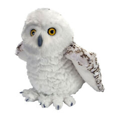 "Wild Republic Hedwig Snowy Owl Soft Animal Plush Toy 12""/30cm **FREE DELIVERY**"