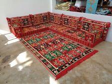 Arabic corner sofa,arabic floor sofa,arabic floor seating,arabic majlis - MA 44