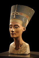 Framed Print - Nefertiti, Royal Wife of Egyptian Pharaoh Akhenaten (Picture Art)