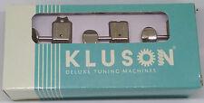 Meccaniche KLUSON vintage double line - nickel