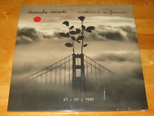"DEPECHE MODE ""VIOLATION IN SAN FRANCISCO"" - 3LP - red vinyls"