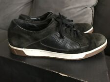 Cole Haan Air Quincy Lace Oxford Black Suede Mens 9.5