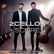 2Cellos - Score  CD  NEU  (2017)