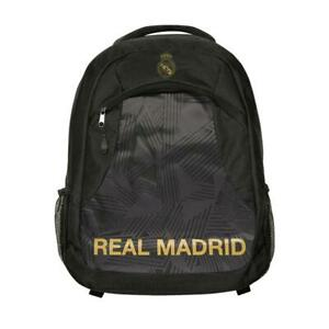 REAL MADRID – PREMIUM LARGE BACKPACK OFFICIALLY LICENSED