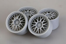 Hobby Design HD03-0352 1/18 19inch BBS LM Wheels (4 resin wheel rims)