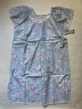 VINTAGE MISS ELAINE COTTON/POLYESTER NIGHTGOWN - LARGE - NEW WITH TAGS