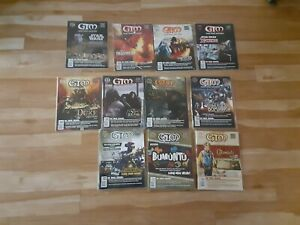 GMT Game Trade Magazine Lot Collection of 11 Brand New and Sealed