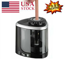 Electric Pencil Sharpener Automatic Diameter 6-8mm Touch Switch Student Teacher
