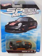 Hot Wheels Speed Machines Porsche 911 GT2 in OVP, sehr selten