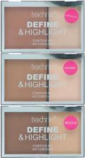 Technic Define & Highlight Duo Contour Kit Bronzer & Highlight Powder