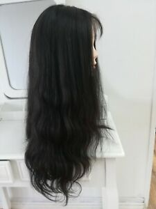 Remy 100%Human Virgin Hair 613 Wig Full Lace Wig/360 Lace Wig Natural/Blonde Wig