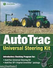 Farm Tractor Brochure - John Deere AutoTrac Universal Steering Kit Pgm (F3838)