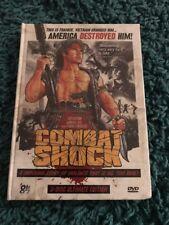 Combat Shock Dvd Mediabook Troma Horror Gore '84 Entertainment NEW