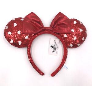 70 Styles Disney Park Minnie Mouse Ears Belle Bow Mickey Snowflake Headband