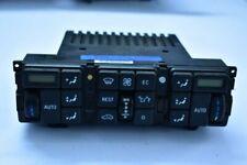 Bedienelement, Klimaanlage MERCEDES-BENZ S-KLASSE (W140) 400 SE, SEL/S420
