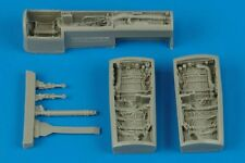 Aires 1/72 F/A-18A/C/D Hornet roue BAY FOR HASEGAWA KIT # 7183