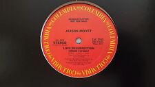 Alison Moyet (Yazoo) - Love resurrection US 12'' Disco Vinyl PROMO