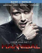Hannibal: Season 3 [New Blu-ray] 3 Pack