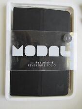 Modal - Folio Case for Apple® iPad® mini 4 - Black/Gray