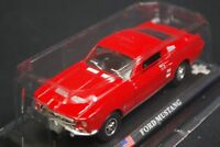 Del Prado FORD MUSTANG 1/43 Scale Box Mini Toy Car Display Diecast Vol 15